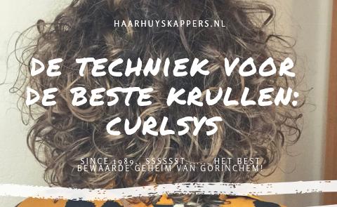 De techniek voor de beste krullen: Curlsys!