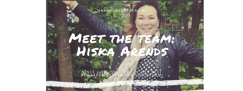 Meet the team: Hiska Arends!