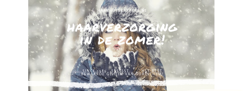 Haarverzorging in de winter!