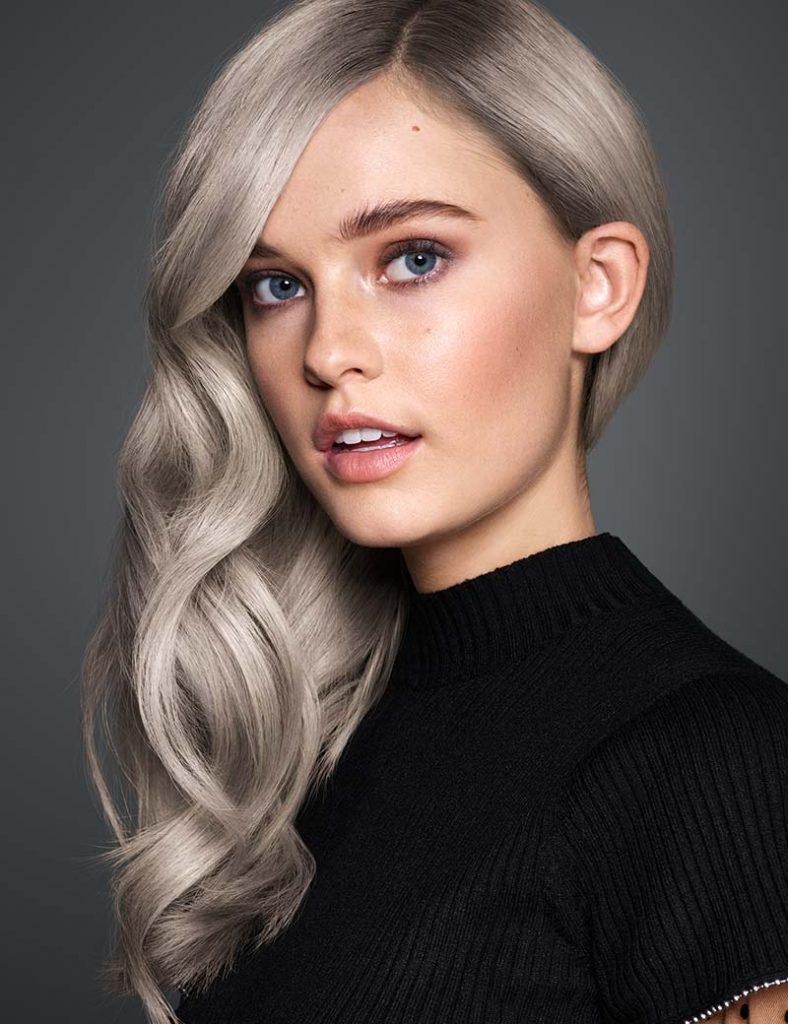 Zilver blond
